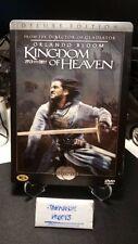 Kingdom of Heaven G1 Deluxe Limited Edition Steelbook Steel metal case