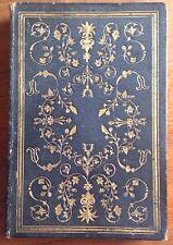 Gem of the Season 1846 Book Edited by John Holmes Agnew, Illus. by Sartain