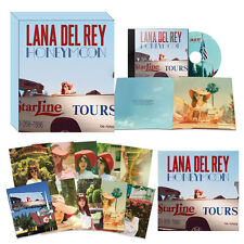 Lana Del Ray Born to Die Honeymoon CD Box Set Limited Edition