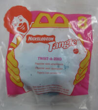 McDonald's Nickelodeon Tangle HM - #8 Twist-A-Zoid - New in Package - 1996