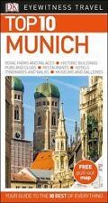 DK Eyewitness Top 10 Munich (Germany) *FREE SHIPPING - NEW*