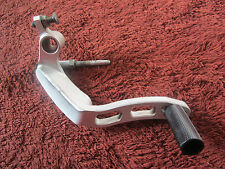 07 2007 Ducati 1098 Brake Lever Adjustable Billet Aluminum Aftermarket Racing