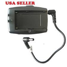 SONY F970 F550 Battery Cradle Plate Adapter for LILLIPUT On Camera HDMI Monitor
