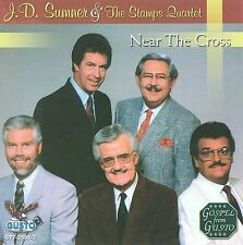 "J.D. SUMNER & THE STAMPS QUARTET, CD ""NEAR THE CROSS""  NEW SEALED"