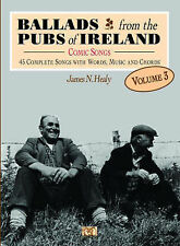 Ballads From The Pubs Of Ireland, Vol. 3 Piano Accompaniment Book