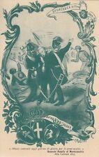 A1986) ROMA, PIEMONTE REALE CAVALLERIA, 61 ANNIVERSARIO SFORZESCA 21/3/1910.