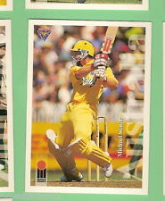 1994-95 FUTERA  CRICKET CARD - #14 MICHAEL SLATER, AUSTRALIA