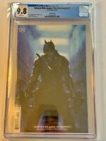 Batman Who Laughs : The Grim Knight #1 CGC 9.8 - 5/2019 Dell'Otto Cover DC Comic