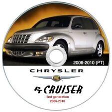 Chrysler PT Cruiser (2006-2010) manuale officina repair manual