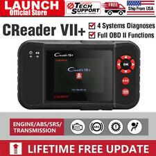 LAUNCH X431 VII+ Car OBD2 Scanner Diagnostic Tool Code Reader Engine ABS SRS AT