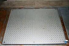 Mettler Toledo ID1 MultiRange Boden-Waage,125cm x 100cm, 600 kg, Edelstahl