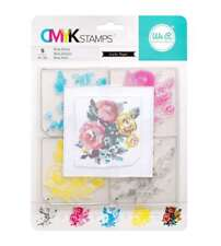 American Crafts 660544 Rose We R Memory Keepers CMYK Stamps