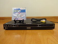 LG LRH-539 250GB HDD/DVD DVR Video Recorder Player DVD-R TESTED 100% WORKS GREAT