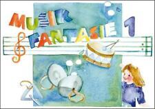 Musik Fantasie - Schülerheft 1 (geheftet) von Karin Schuh (2010, Geheftet)