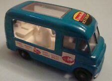 Matchbox Regular Wheel 47B Commer Ice Cream Canteen Oval Decal BPW 1963