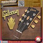 sticker autocollant gibson crown GUITARE HEADSTOCK rock decal music restauration