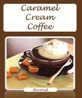 Carmel Cream Flavored Gourmet Coffee - Freshly Roasted - 1/2 lb - 5 lbs