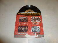 Raw! - EP 2 - 1990 UK 4-track 7'' Vinyl single