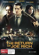 The Return Of Joe Rich (DVD) - ACC0292