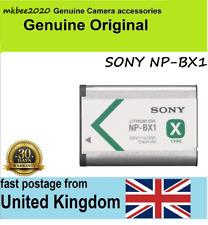 Sony NP-BX1 Digital Camera Genuine Lithium-Ion Battery