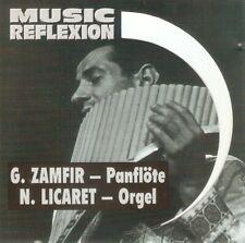 Gheorghe Zamfir - Panflöte/Nicolae Licaret - Orgel (CD 1995) Remastered Reissue