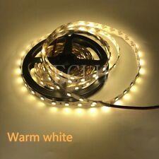 5M 2835 RGB LED Strip Light 300 LEDs DC 12V  Warm White Flexible SMD 2835 LED Di
