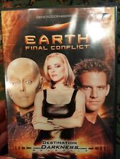 Earth Final Conflict Destination Darkness Season 4 DVD