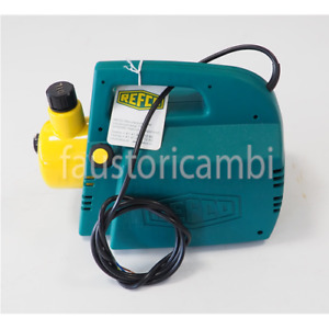 REFCO VACUUM PUMP BISTADIO 35 LT / M RL - 2 VACUOMETER FOR AIR-CONDITIONERS
