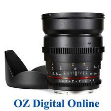 New Samyang 24mm T1.5 ED AS UMC for Nikon 1 Yr Au Wty