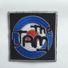 Iron On/ Sew On Embroidered Patch Badge The Jam Mod Punk Rock Band Music