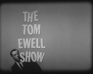 """16mm Film TV The Tom Ewell Show """"Big Brother"""" (1961) Teenager builds rocketship!"""
