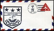 US NAVY COVER USS SOUTHERLAND (ID:261/D25810)