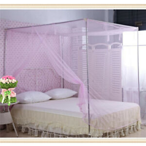 Fly-Insect Bug Protection Net Canopy Mosquito Net Polyester Netting Bedding YG