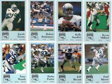 1989 Seahawks Police COMPLETE Team Set! Largent's last CARD, Krieg, Bosworth +