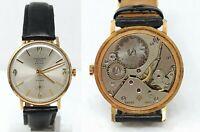 Orologio Cauny prima mechanical watch caliber ut 6310 clock vintage horloge
