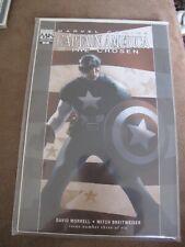 Marvel Comics - The Chosen - Captain America - Morrell & Breitweiser No 3
