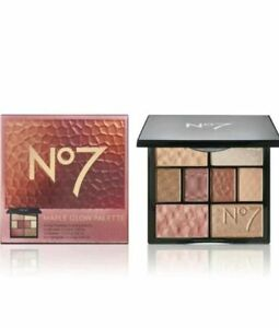 No7 Maple Glow Multi Eye & Face Palette Boxed (4845)