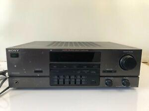 Sony Integrated Stereo Amplifier TA-AV431