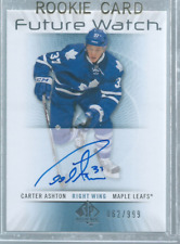 U-Pick - SP Authentic FUTURE WATCH RC AUTO #/999 - List ALL-YEARS