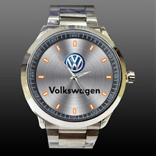 New 55 VW VOLKSWAGEN GOLF Logo Wristwatches Design Men's Watch
