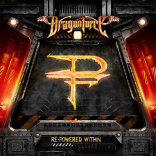 "DRAGONFORCE ""Re-Powered Within"" NEW CD 2018 Power Metal"