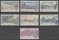 Tschechoslowakei 1961  Mi. 1293-99 ** postfrisch / MNH