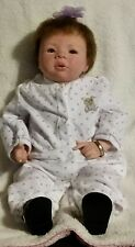 morgan reborn doll she is from my personal collection been cradle keep!