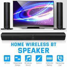 More details for 3d surround sound bar bluetooth soundbar system wireless theater speaker tv pc