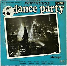 Penthouse Dance Party Chicago LP NM Vinyl Movie Themes Love Story A Time for Us