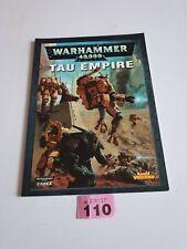TAU EMPIRE CODEX 2005 - WARHAMMER 40K SUPPLEMENT