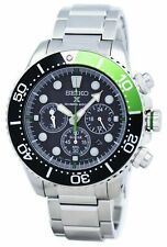 Seiko SSC615 Stainless Steel Case Silver Band