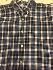 Brooks Brothers Red Label Extra Slim Plaid Button Down Medium Awesome
