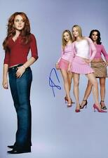 Amy Poehler  WATER DAMAGE Recreation SNL  Mean Girls SIGNED 12X18 Photo COA
