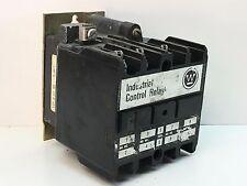 Westinghouse AR/ARB4A Industrial Control Relay 10A